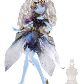 Monster High – Muñeca, diseño