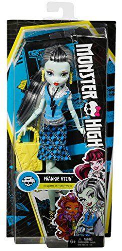 Monster High - Frankiestein (Mattel DNW99)