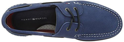 Tommy Hilfiger K2285not 1b, Náuticos para Hombre, Azul (Jeans 013),