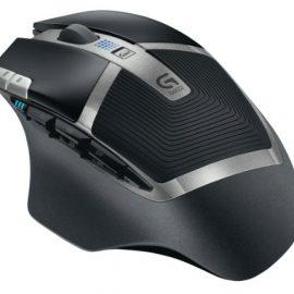 Logitech G602 – Ratón Gaming inalámbrico USB, negro
