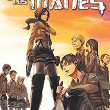Ataque A Los Titanes 4 – Número 4 (CÓMIC MANGA) Cómics y manga