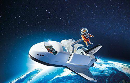 Playmobil - Lanzadera espacial (61960)