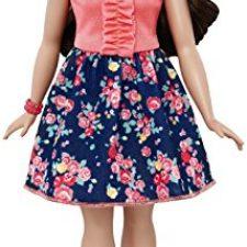 Barbie Fashionistas – Muñeca, primaveral con estilo (Mattel DMF28) Barbie