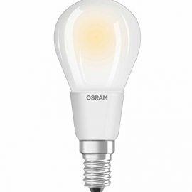 Osram Retrofit Classic P Dimmable – Lámpara LED, E14, color blanco