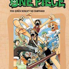 One Piece nº 05: Por quién doblan las campanas Cómics y manga