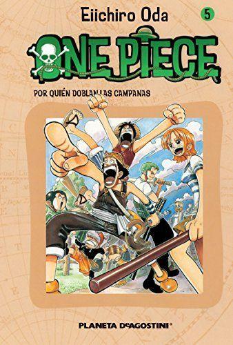 One Piece nº 05: Por quién doblan las campanas