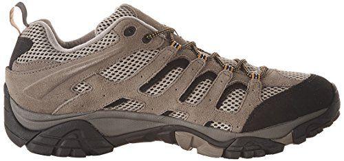 Merrell 86/ 595 - 150 - Zapatillas de senderismo de ante para hombre, color marrn, talla 50