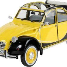 Revell – Maqueta Citroën 2CV Charleston, escala 1:24 (07095) Modelismo y Maquetas