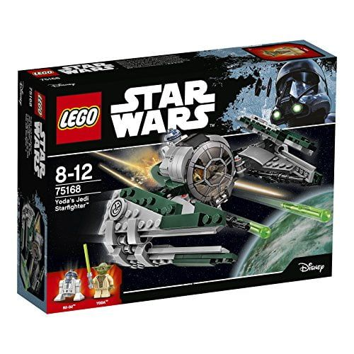 LEGO Star Wars – Jedi Starfighter de Yoda (75168)