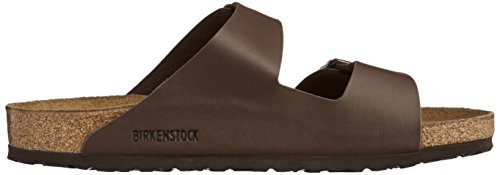 Birkenstock 51701 - Sandalias con hebilla unisex, color marrón