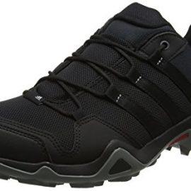 adidas Terrex Ax2r, Zapatos de Senderismo Hombre, Negro (Negbas/negbas/grivis)