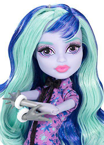 Muñeca Monster High Twyla Scaremester Scare mester