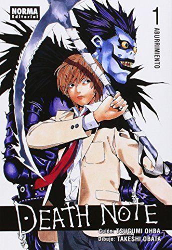 Death Note 1 (Manga - Death Note)