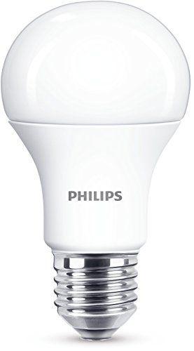 Philips LED Bombilla estandar mate de  13W (100W) casquillo gordo