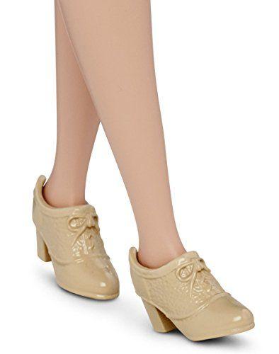 Barbie Fashionistas – Muñeca, primaveral con estilo (Mattel DMF28)