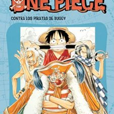 One Piece nº 02: Contra los piratas de Buggy Cómics y manga