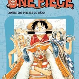One Piece nº 02: Contra los piratas de Buggy