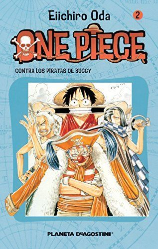 One Piece nº 02: Contra los piratas de Buggy