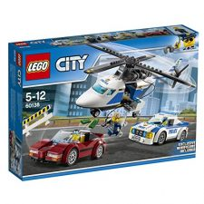 LEGO City – Persecución por la autopista (60138) Lego