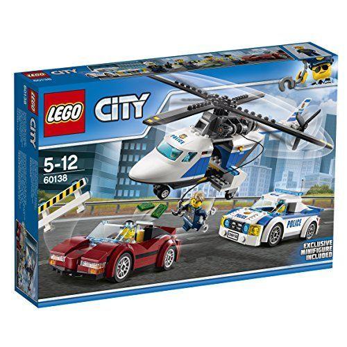 LEGO City – Persecución por la autopista (60138)