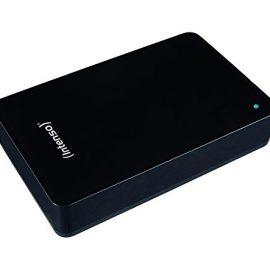 Intenso Memory Center – Disco duro externo de 4 TB (3.5″, 12 V, USB