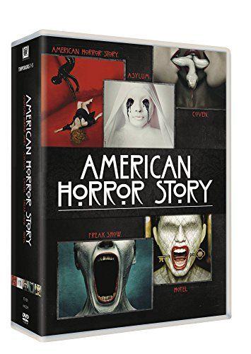 American Horror Story – Temporadas 1 a 5 [DVD]