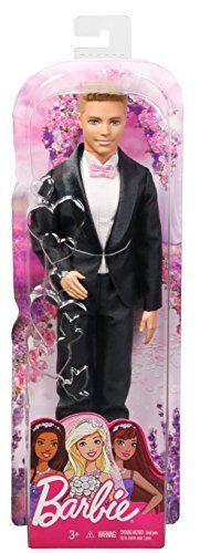 Barbie – Muñeco Ken novio