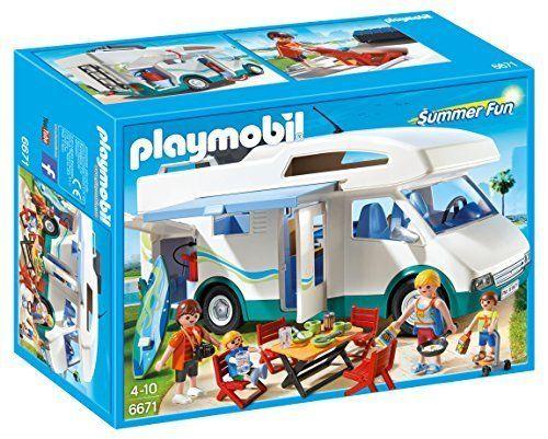 Playmobil – Caravana de verano (66710) Ofertas en Playmobil