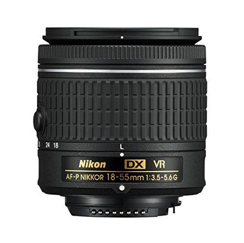 Nikon D3300 + 18-55 AFP DX VR – Cámara réflex digital de 24,2 Mp