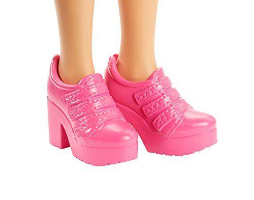 Barbie Fashionista – Muñeca con vestido daisy