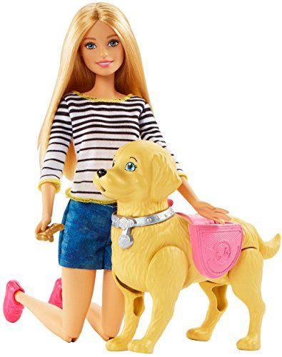 Barbie – Muñeca y su perrito popó