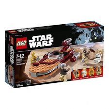 LEGO Star Wars – Landspeeder de Luke (75173) Lego