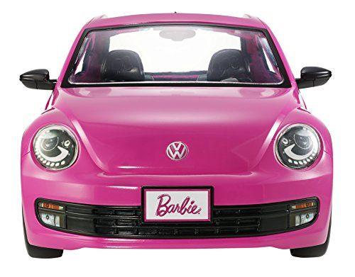 Barbie – Volkswagen Beetle Rosa (BJP37)