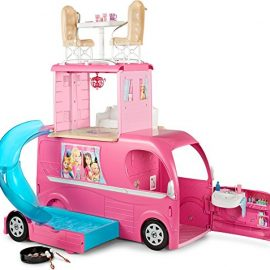 Barbie – Autocaravana superdivertida (Mattel CJT42)