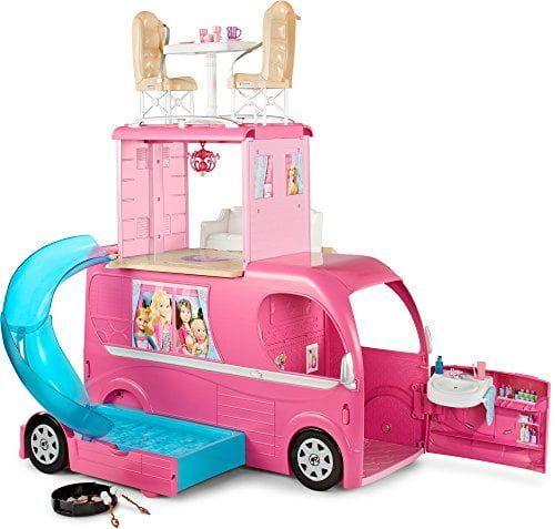 Barbie – Autocaravana superdivertida (Mattel CJT42) Barbie