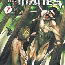 Ataque a los Titanes 7 (CÓMIC MANGA) Cómics y manga