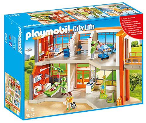 Playmobil – Hospital infantil (66570)
