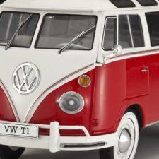 Revell – Maqueta Volkswagen T1 Samba Bus, escala 1:24 (07399) Modelismo y Maquetas