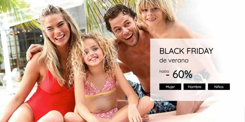 Black Friday Verano descuentos en moda y hogar
