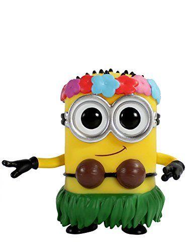 Minions: Hula Minion Figur Pop - Despicable Me 2 [Importación