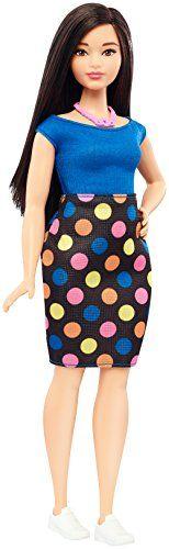 Barbie Fashionista – Muñeca con falda de lunares