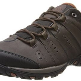 Columbia Peakfreak Nomad Waterproof - Zapatillas de trekking para hombre, color marrón