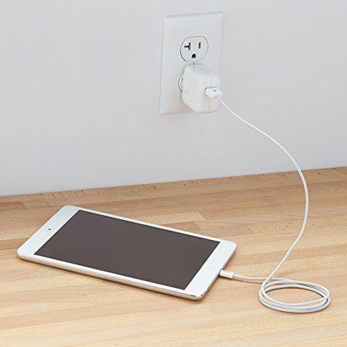 AmazonBasics - Cable de conexión (certificación Apple, Lightning a