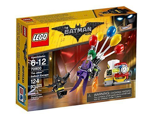 LEGO Super Héroes - Globos de fuga de The Joker (70900)
