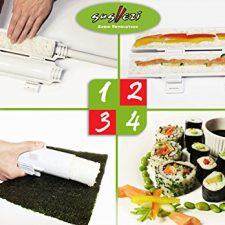 Utensilios para preparar Sushi-Maki Utensilios de Cocina