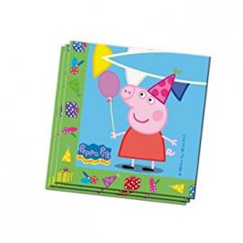 Peppa Pig Bandai 84254 Peluche George