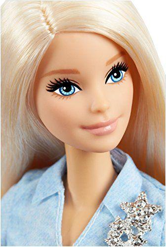 Barbie Fashionista – Muñeca con vestido vaquero
