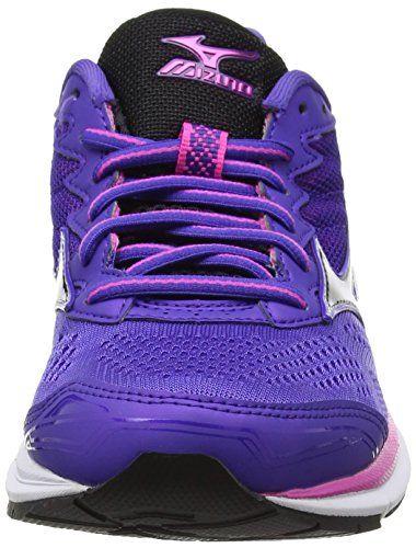 Mizuno Wave Rider 20 (W), Zapatillas de Running Mujer
