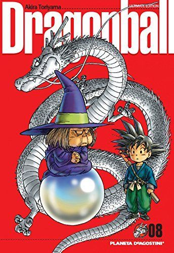 Dragon Ball nº 08/34 (DRAGON BALL ULTIMATE)