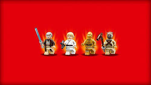 LEGO Star Wars – Landspeeder de Luke (75173)